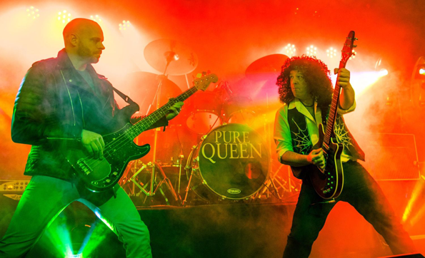 Pure Queen Tribute Band