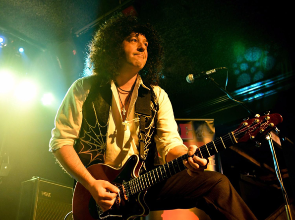 Brian May Tribute